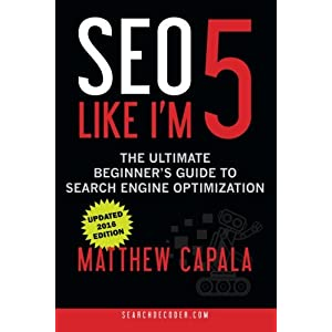 41U gQ4zDIL. SS300  - SEO Like I'm 5: The Ultimate Beginner's Guide to Search Engine Optimization