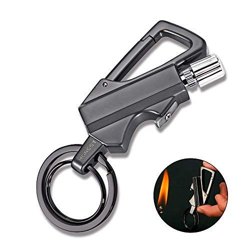 Amazon.com : GOLDNCONN Flint Metal Match Fire Starter and ...
