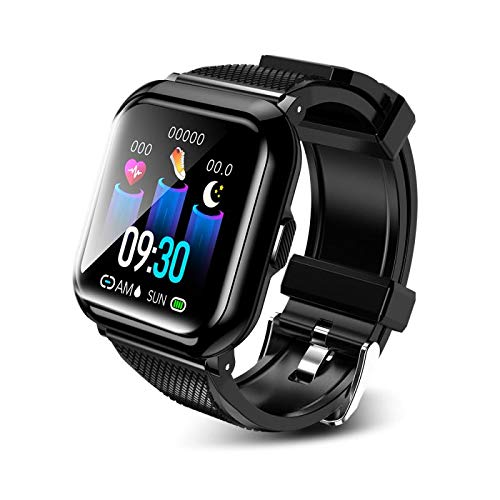 Fitness Tracker Smart Watch ON...