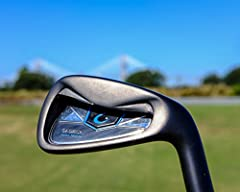 The GForce Swing Trainer 7 iron is just like a standard club apart from the unique whippy shaft. The shaft helps you develop your tempo which gives your swing rhythm and sequencing which are the key traits we see in great players. The club gi...
