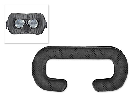Ace Select Vive Cover 11mm Eye Mask Pad Face Foam Replacement with PU Leather Cover for HTC (Ace Foam)