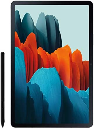 Samsung Galaxy Tab S7 Wi-Fi, Mystic Black - 256 GB 6