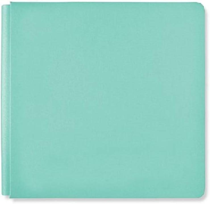 Creative Memories 12x12 Caribbean Blue Rainbow Rush Album Scrapbook Cover True 12x12 Size