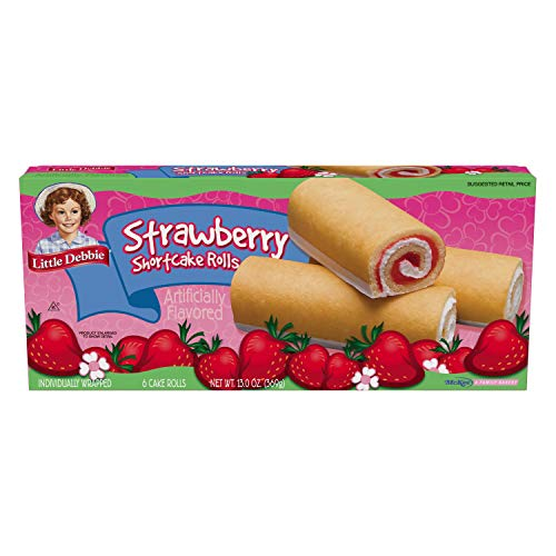 Strawberry Shortcake Butter Cookie - 7