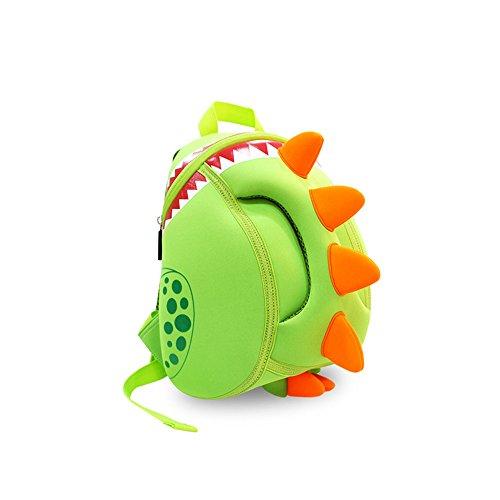 Baby Kid School Bags Waterproof 3D Dinosaur Fancy Bags Waterproof for 2-5 Years Old