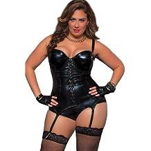Seven Til Midnight Women's Plus Size Desire Bustier