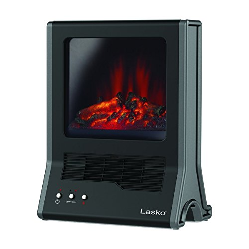 electric fireplace energy saver - 5