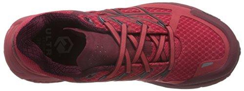 The North Face T92t66, Zapatillas de Senderismo Mujer Rojo (JBE)