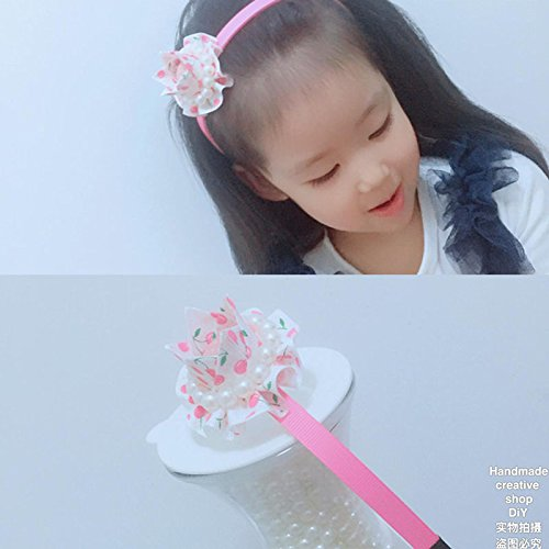 Price comparison product image Quantity 1x Manual_ pearl Crown Tiara Party Wedding Headband Women Bridal Princess Birthday Girl Gift head _clamps_serrated_non-slip_ Princess _card_ Ornaments ,_China,_JapanKorea _Version_Stamp_threa