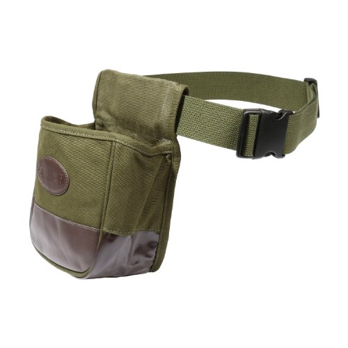 Allen Double Compartment Shooter's Bag, Heavy Canvas