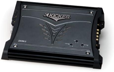 Kicker 2CH - amplificador 08 ZX350, 2: Amazon.es: Electrónica