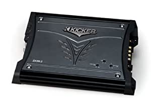 Kicker 08ZX3502 2X175-Watt Stereo Amplifier
