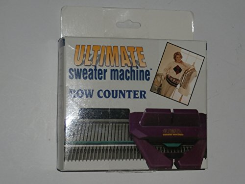 Bond America Ultimate Sweater Machine Row Counter by Bond America
