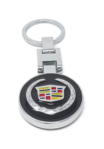 "Cadillac Key Chain Best Cadillac key ring Both Side Same Design "" CHEETAH"" Special for pet lovers"