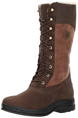 Ariat Women's Wythburn H2O Insulated Country Boot, Java, 8 B US by Ariat