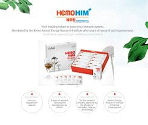 New HemoHIM dietary Supplement for strong immune system by Atomy (Image #3)