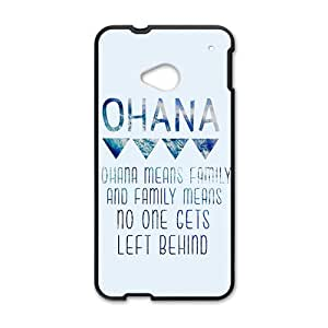 VOV ohana means family Phone Case for HTC One M7