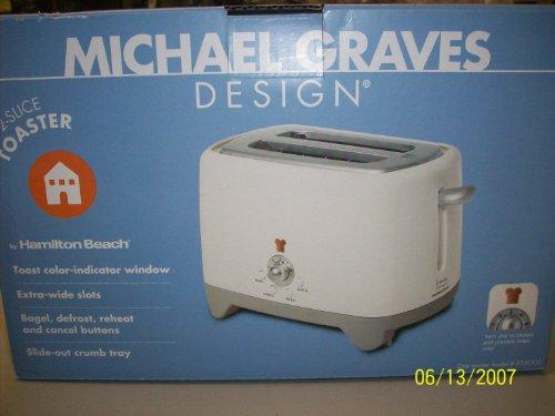 Michael Graves Design™ 2-Slice Toaster - 22300T
