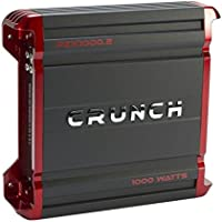 crunch PZX1000.2 1x1000W/2x500W Car Amp