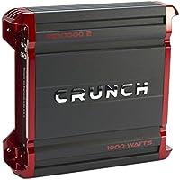 crunch PZX1000.2 1x1000W/2x500W Car Amp