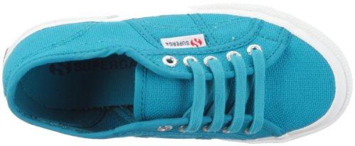 Superga 2750 Jcot Classic, Zapatillas Infantil Azul (Blue Caribe C52)