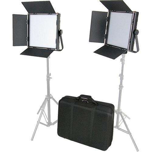 Came-TV High CRI Bi-Color 2X1024 LED Video LightsTV Lighting by Came-TV