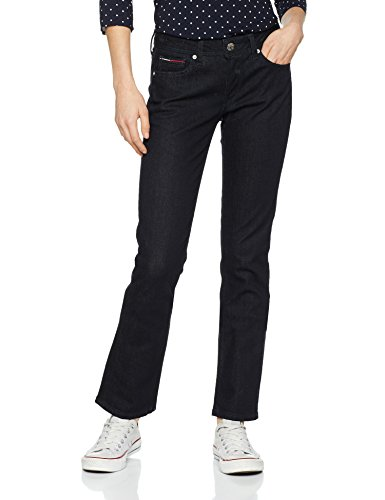 Nrst Straight Donna Rinse new Jeans Blau Sandy Tommy Stretch jeans 911 Mid Rise HRxIUB