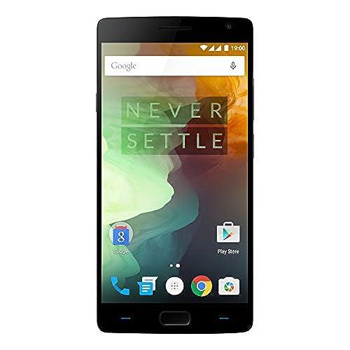 OnePlus 2 Unlocked Smartphone 64GB Sandstone Black US Warranty