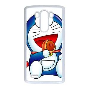 Doraemon LG G3 Cell Phone Case White N8N2DF