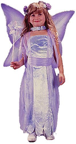 Water Color Fairy Toddler Costumes (UHC Cute Girl's Shiny Watercolor Fairy Toddler Fancy Dress Halloween Costume, L (3T-4T))