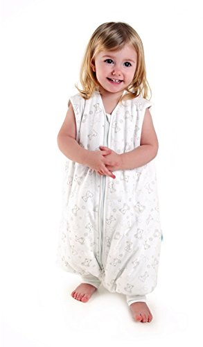 5-6 years//120cm Simply Zoo Animals Slumbersac Standard Standard Sleeping Bag with Feet 2.5 Tog
