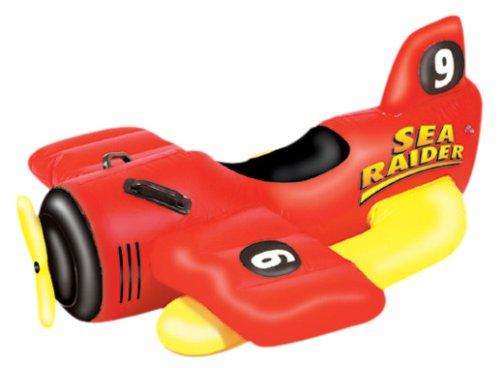 SeaRaider Inflatable Ride Kiddie Red