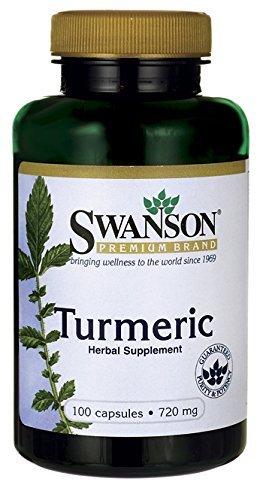 Swanson Premium Turmeric 720 Mg