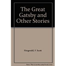 The Great Gatsby and Other Stories/Cassettes/Cxl507