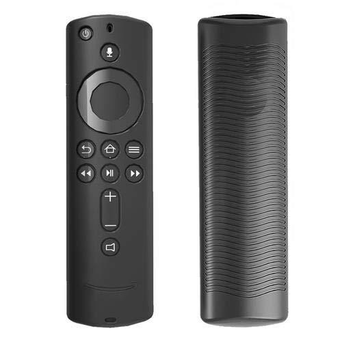 smileyshy Remote Control Anti-slip Cover replacement remote control Silicone Case for Fire TV Stick 4K Voice Remote 5…