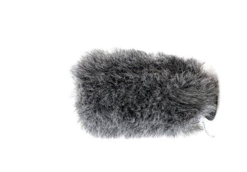 Azden AZ-ZSWS100 Windscreen High Performance Faux Furfor Azden Microphone SMX-10/20/ECZ-990/SGM-PDII