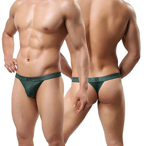 - MuscleMate Premium Men's Thong Underwear, Men's Thong G-String Undie, Top Quality.