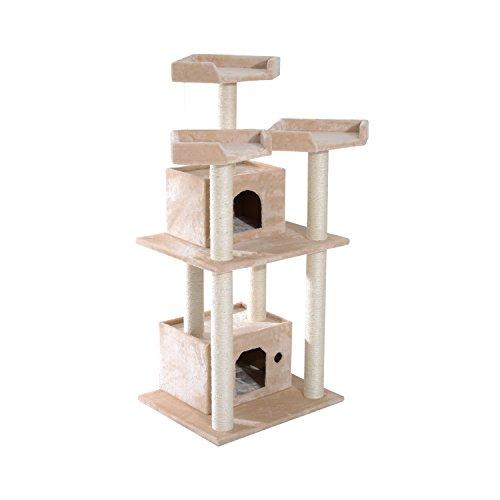 Pawhut 51 Cat Tree Tower
