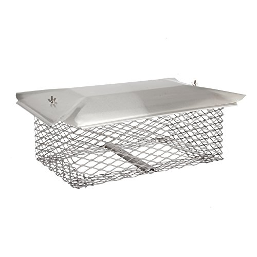 Universal Covers U1320S34 Universal Chimney Cover with 3/4