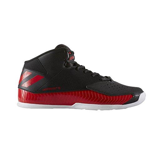 Adidas Lvl Baloncesto Rojo negbas 41 Nxt escarl Eu Para ftwbla Hombre V Zapatos De Spd 44R5w