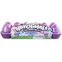 Hatchimals CollEGGtibles 12Pack Egg Carton with Exclusive...