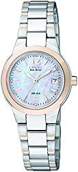 Citizen Women's EW1676-52D Silhouette Sport Eco Drive Two-Tone Stainless Steel Watch