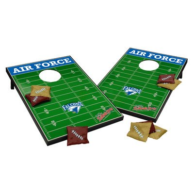 NCAA Cornhole Game Set NCAA Team: Colorado State Rams by Tailgate Toss