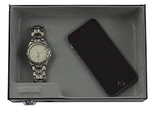 Yunanwa Portable Car Safe Box Handgun Safe Lock Vault Personal Vault Security Lock Box Cable by yunanwa (Image #3)