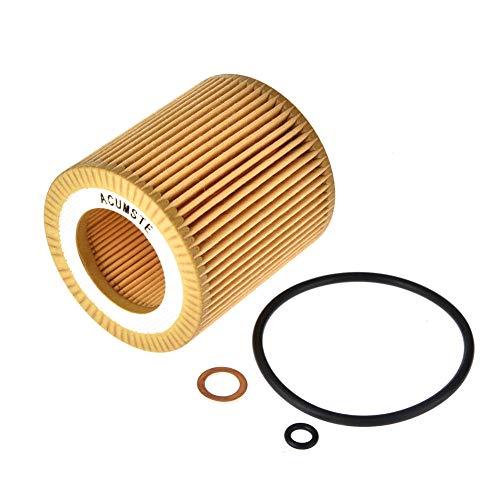 Younar HU821X Oil Filter for Sprinter 2500 3500 Diesel, Mercedes Bluetec CDI