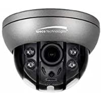 Speco Technologies 4 MP IP FIT Dome Motorized Camera (Each)
