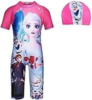 LQSZ Girls Swimsuits Princess Swimsuit Girls Bathing Suits Bathing Suits for Girls Swimsuits for Girls
