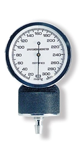 Standard Aneroid - McKesson Gauge For Standard Aneroid Sphygmomanmeter Replacement - Model 01-809gm