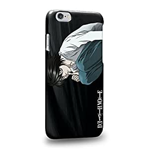 Fashion Death Note L Lawliet Ryuk 1227 Protective Snap-on Hard Back Case Cover for Apple iphone 6 4.7""