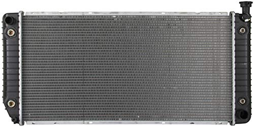 Spectra Premium CU1693 Complete Radiator for Chevrolet and GMC